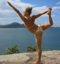 Danseur (Natarajasana)