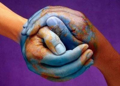 Coopération entre les humains et la Terre